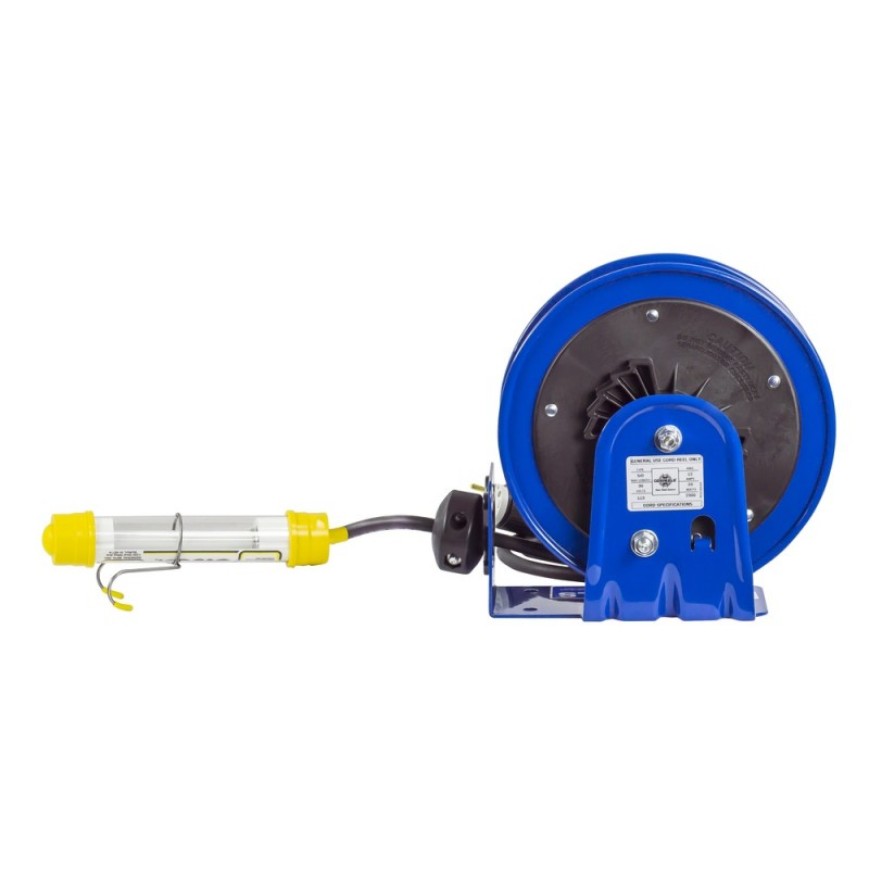 Coxreels PC10-3016-C Compact Spring Driven Cord Reel Fluor Tube Light 16GAx30ft (6)