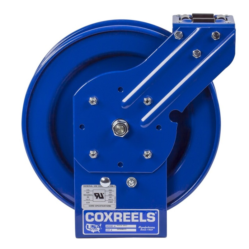 Coxreels EZ-PC13L-5012 Safety System Spring Driven Cord Reel no cord-accessory (2)
