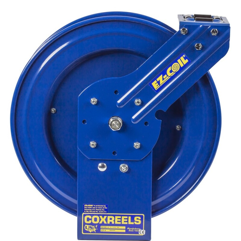 CoxReel EZ-P-BHL-350 Safety System Spring Driven Breathing Air Hose Reel 6000PSI (2)