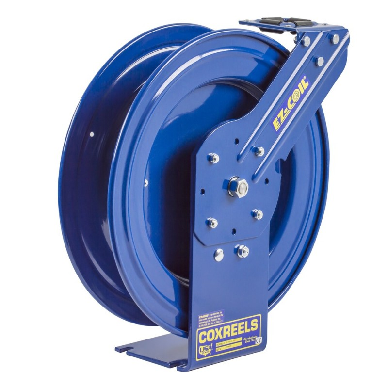 CoxReel EZ-P-BHL-350 Safety System Spring Driven Breathing Air Hose Reel 6000PSI (3)