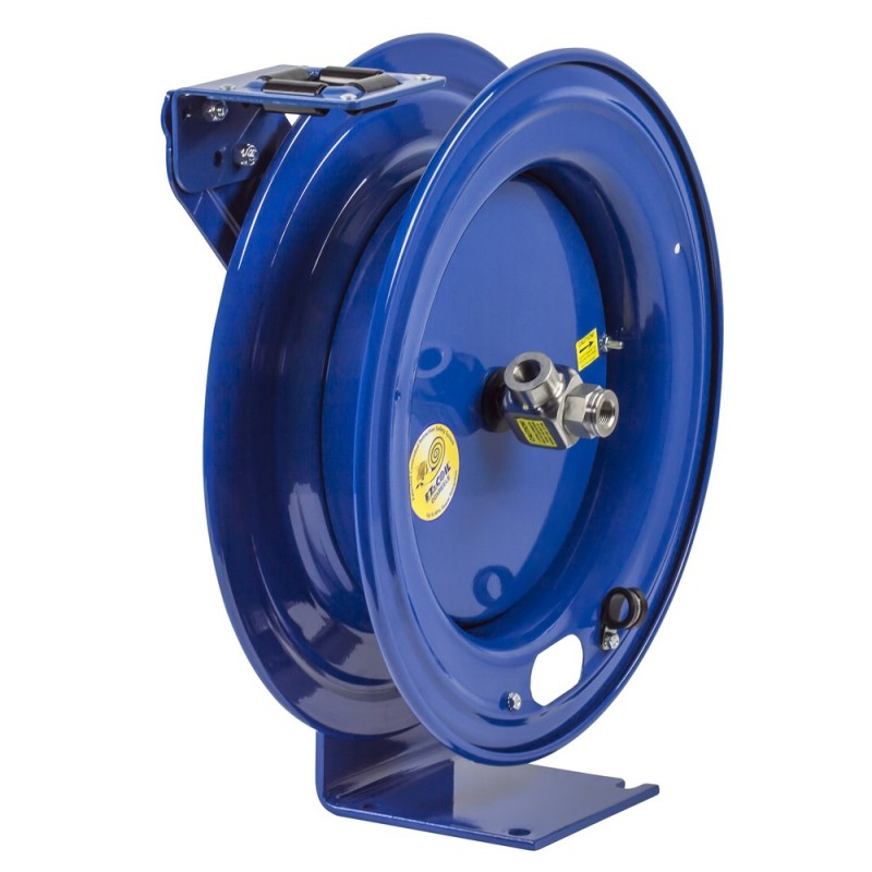 CoxReel EZ-P-BHL-350 Safety System Spring Driven Breathing Air Hose Reel 6000PSI (4)