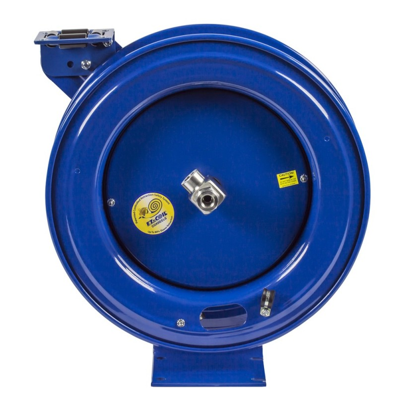 CoxReel EZ-P-BHL-350 Safety System Spring Driven Breathing Air Hose Reel 6000PSI (6)