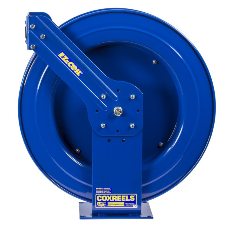 CoxReel EZ-TBLL-3100 Safety System Spring Driven Breathing Air Hose Reel 300PSI (6)
