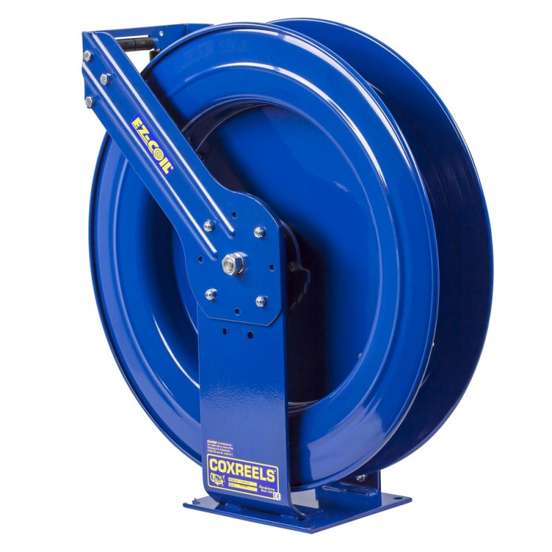 CoxReel EZ-TBLL-3100 Safety System Spring Driven Breathing Air Hose Reel 300PSI (7)