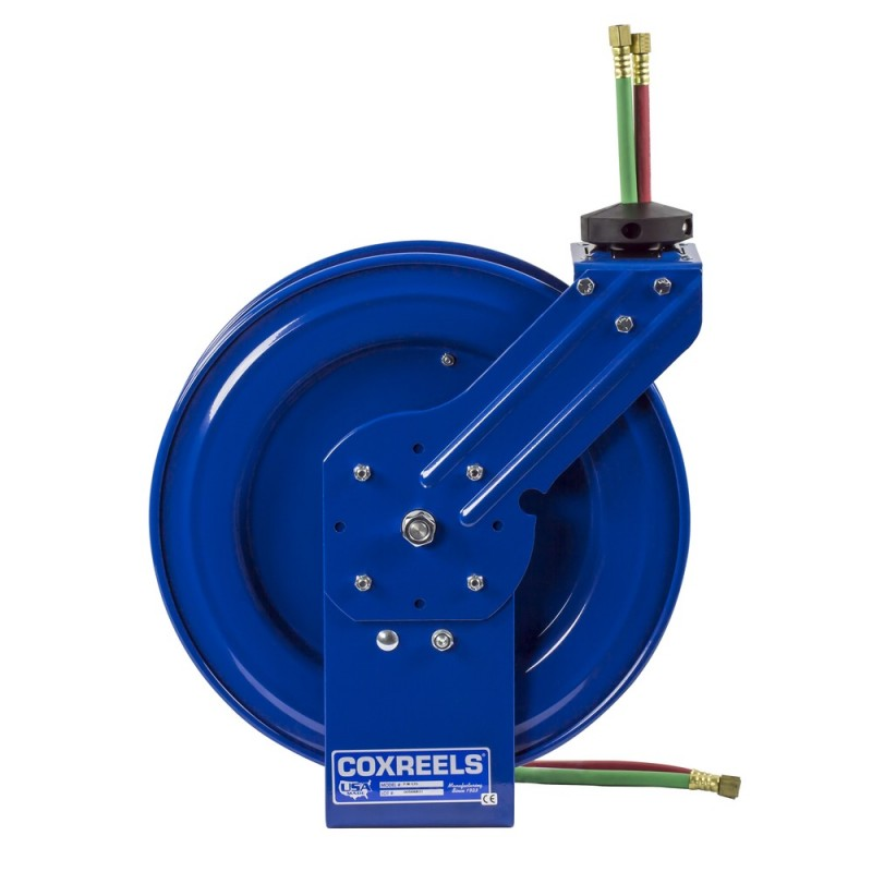 Coxreels P-WL-140 Spring Driven Welding Hose Reel 1/4inx40ft Oxy-acet no hose (2)