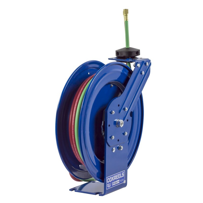 Coxreels P-WL-140 Spring Driven Welding Hose Reel 1/4inx40ft Oxy-acet no hose (3)