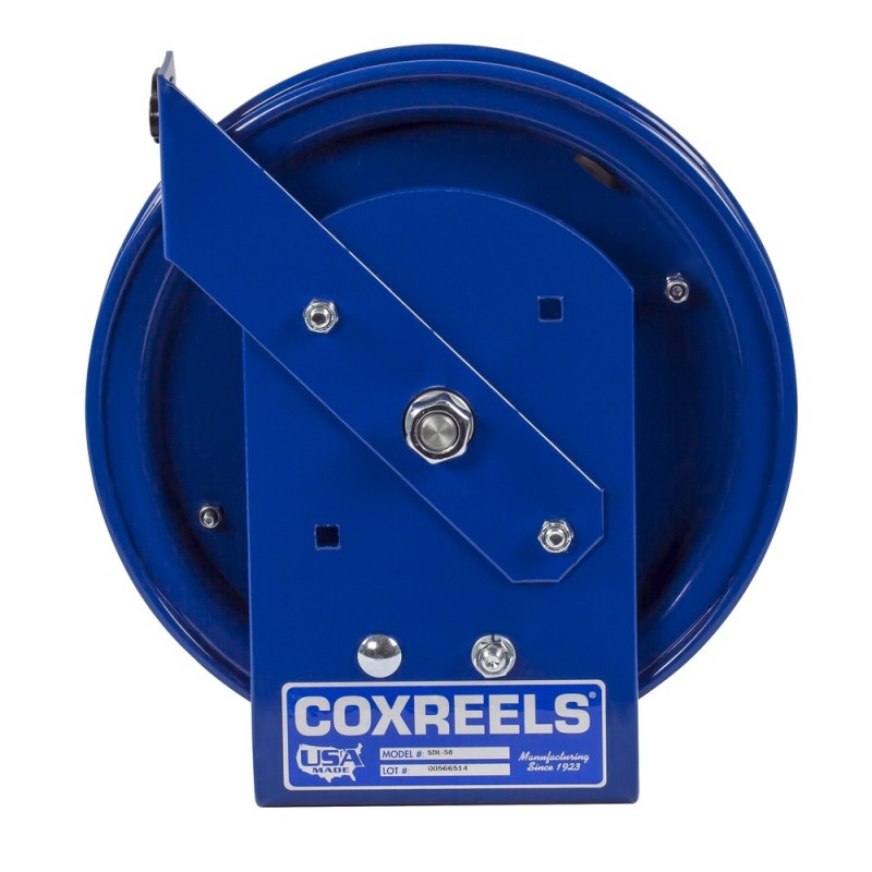 Coxreels EZ-SDL-50 Safety System Spring Driven Static Discharge Cord Reel 50ft (6)