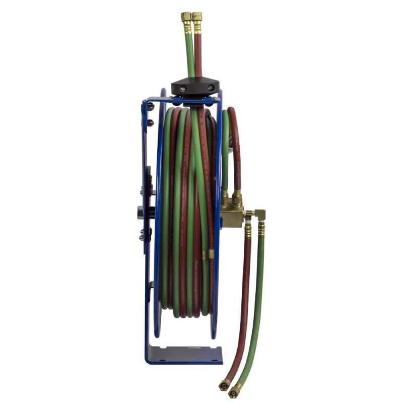 Coxreels SHWT-N-175 Spring Driven Welding Hose Reel 1/4inx75ft T-Grade 200PSI (1)