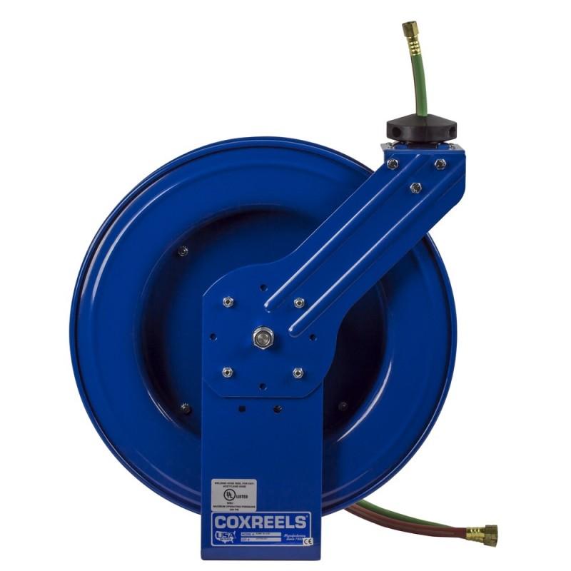 Coxreels SHWT-N-175 Spring Driven Welding Hose Reel 1/4inx75ft T-Grade 200PSI (2)