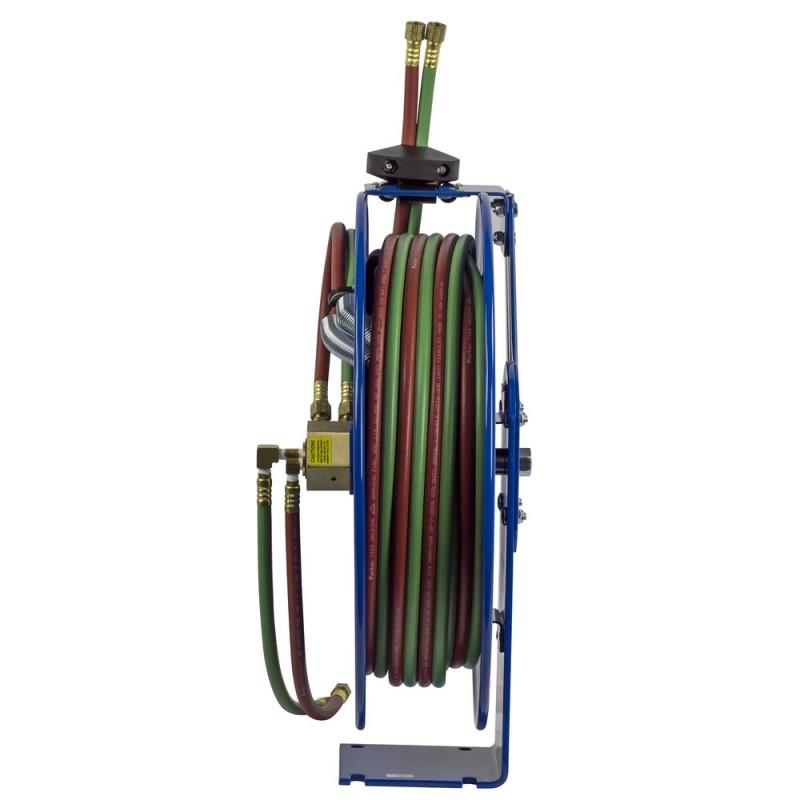 Coxreels SHWT-N-175 Spring Driven Welding Hose Reel 1/4inx75ft T-Grade 200PSI (5)