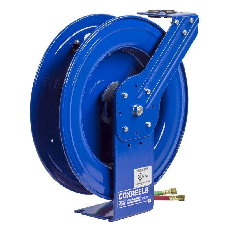 Coxreels EZ-SHWTL-1100 Safety System Welding Hose Reel 1/4inx100ft T-Grade (3)