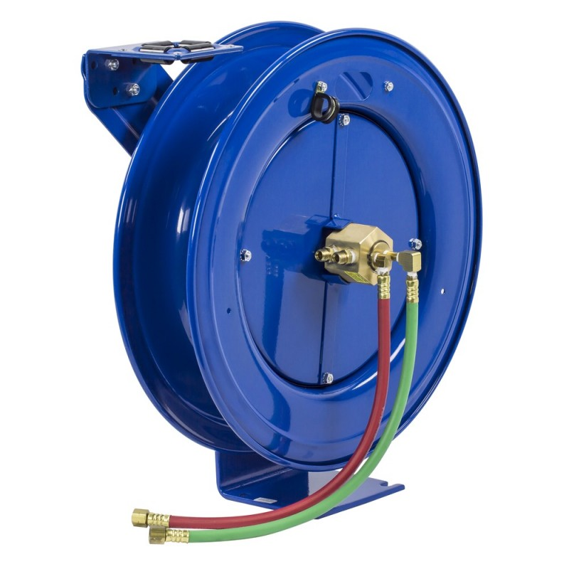 Coxreels EZ-SHWTL-1100 Safety System Welding Hose Reel 1/4inx100ft T-Grade (4)