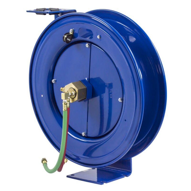 Coxreels EZ-SHWTL-1100 Safety System Welding Hose Reel 1/4inx100ft T-Grade (6)