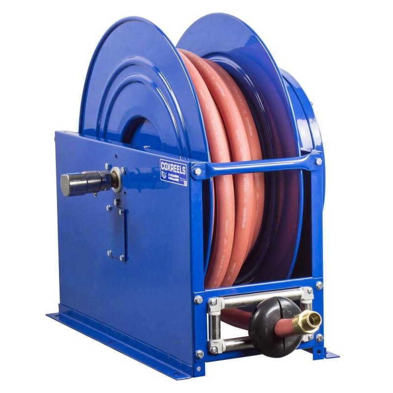 Coxreels SMP-575 High Capacity Spring Driven Hose Reels 3/4inx75ft hose 500PSI (1)