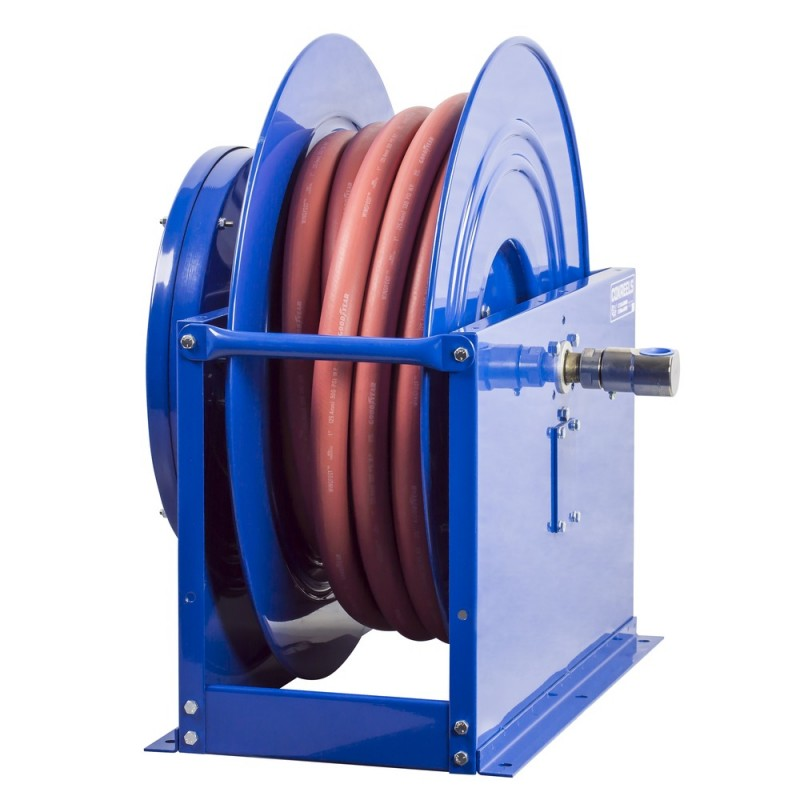 Coxreels SMP-575 High Capacity Spring Driven Hose Reels 3/4inx75ft hose 500PSI (4)