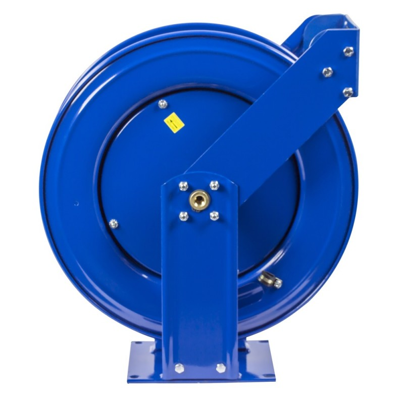 Coxreels EZ-THPL-350  Safety System Spring Driven Hose Reel 3/8inx50ft no hose (3)