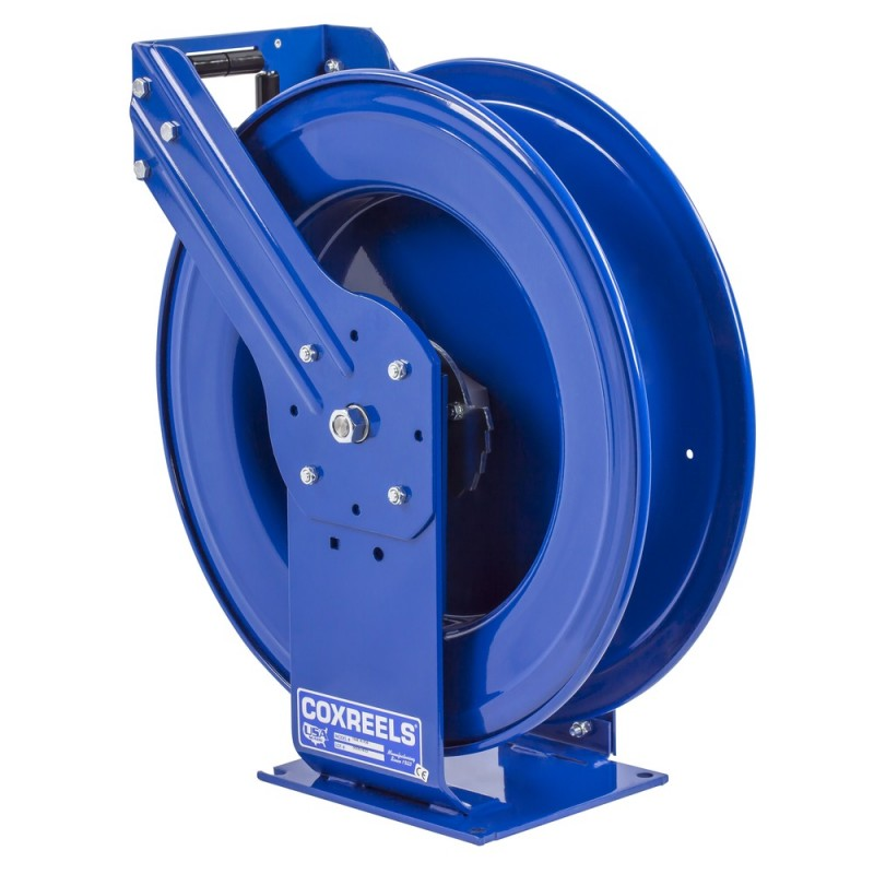Coxreels EZ-THPL-350  Safety System Spring Driven Hose Reel 3/8inx50ft no hose (6)
