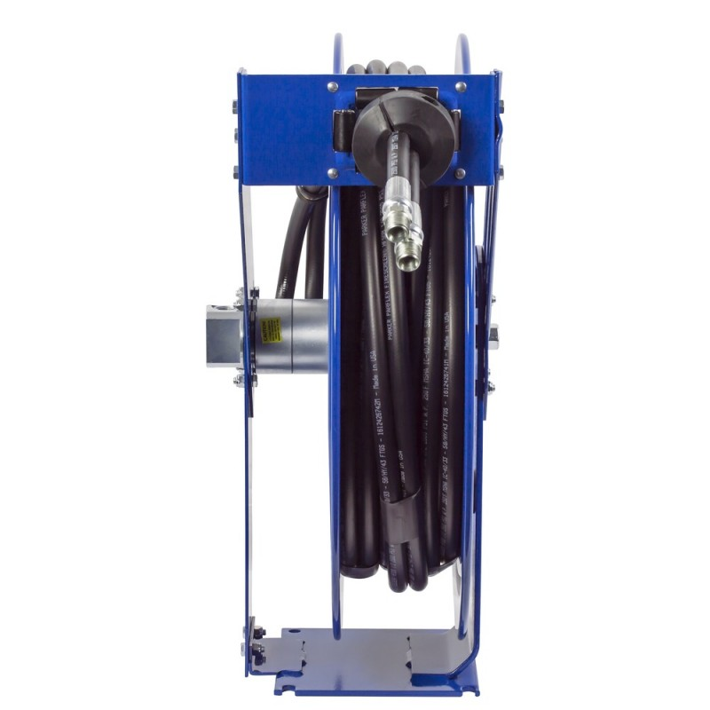 Coxreels TDMP-N-450 Dual Hydraulic Spring Driven Hose Reel 1/2inx50ft 2500PSI (2)