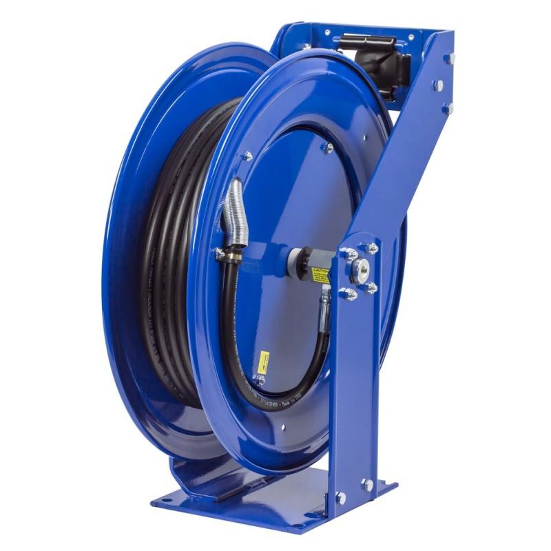 Coxreels THP-N-375 Supreme Duty Spring Driven Hose Reel  3/8inx75ft 4000PSI (4)