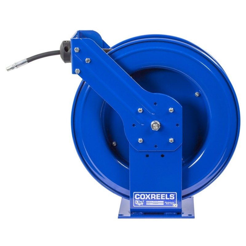 Coxreels THP-N-375 Supreme Duty Spring Driven Hose Reel  3/8inx75ft 4000PSI (6)