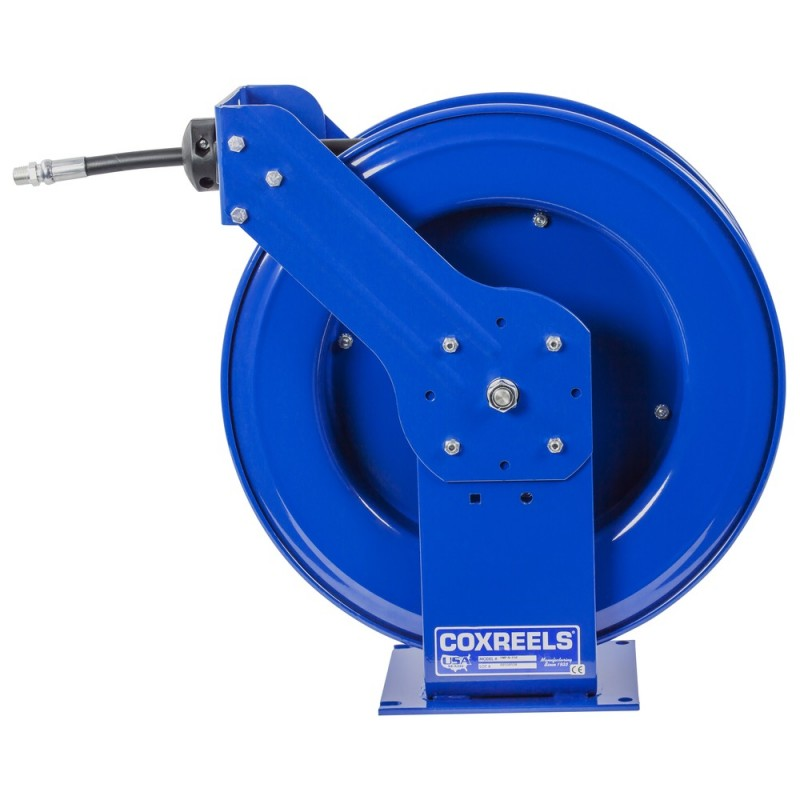 Coxreels TMP-N-450 Supreme Duty Spring Driven Hose Reel 1/2in 50ft 2500PSI (6)