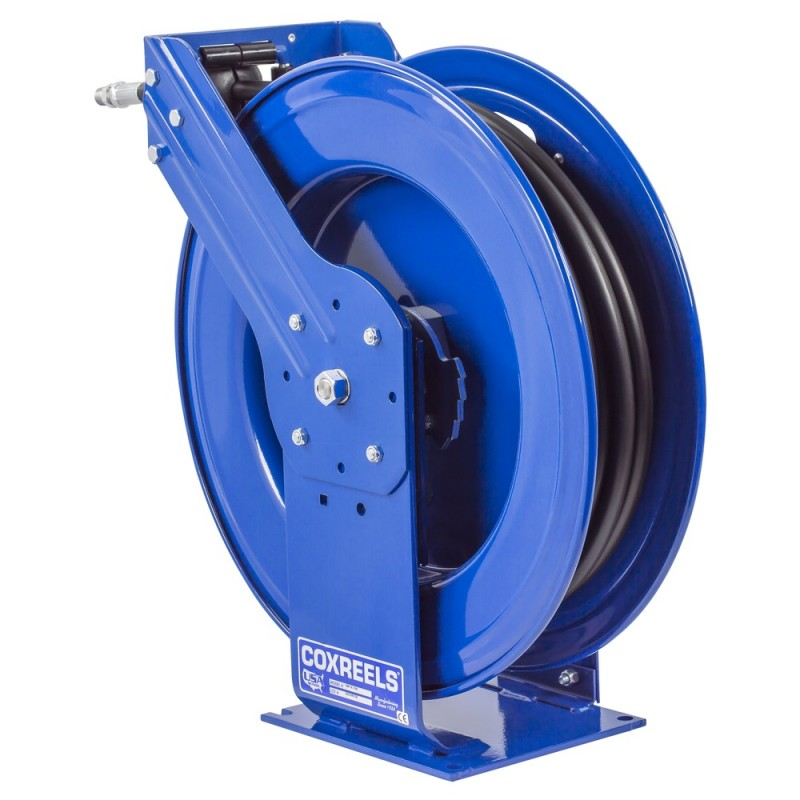 Coxreels TMP-N-450 Supreme Duty Spring Driven Hose Reel 1/2in 50ft 2500PSI (7)