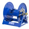 Coxreels 1275-6-75-C Bevel Geared Hand Crank Dual Hose Reel 1inx75ft no hose (5)