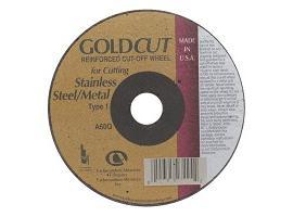 Goldcut Cut-Off Wheels