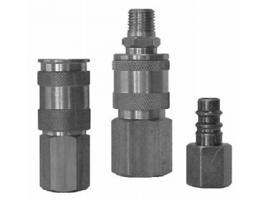 CJ-Series European High Flow Plugs/Nipples