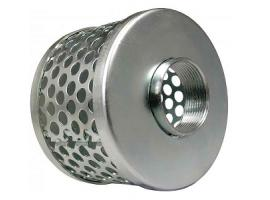 Round Hole Stainless Strainer