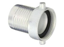 Stainless with Stainless Nut