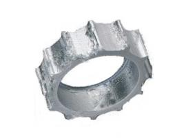Stainless Steel Low-Profile Nut