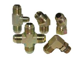 Imported Steel Hydraulic Adapters