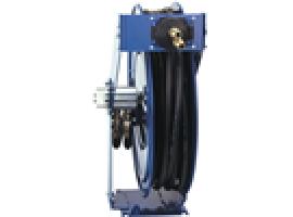Self-Retracting Dual Hydraulic Hose Reel