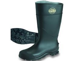 Plain Toe Boots